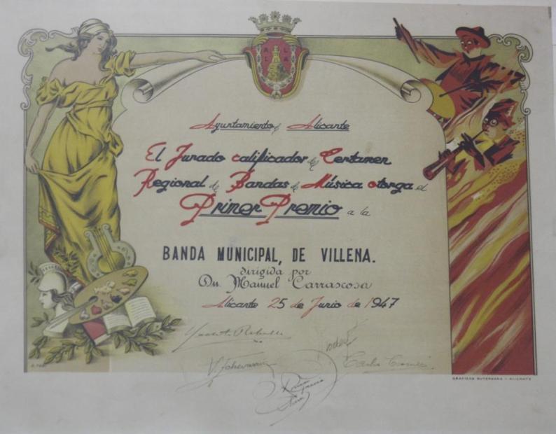 Diploma 1947